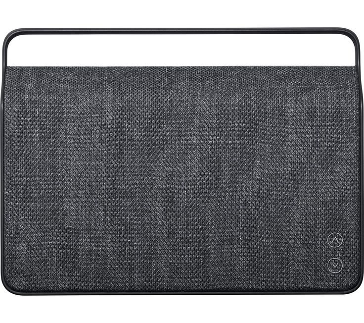 Buy VIFA Copenhagen Portable Wireless Speaker - Grey, Grey Price: £549.00 Top features: - Room-filling audio from portable speaker - Wireless or wired audio connections give you the choice of how to listen - Elegant design with Kvadrat-designed textile cover Room filling audio The Vifa Copenhagen Portable Wireless Speaker produces room-filling sound without compromising on quality despite its...