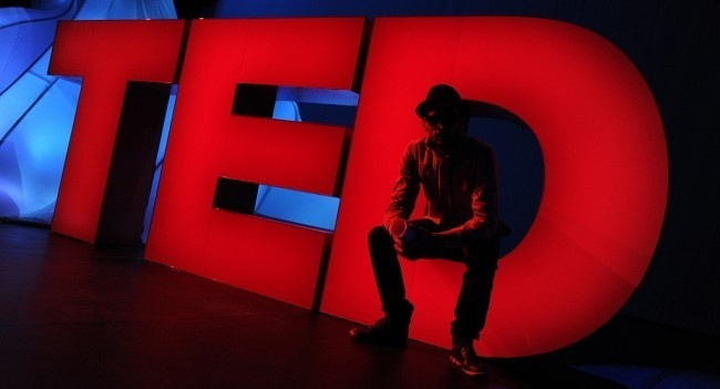 TED top talks from 2012