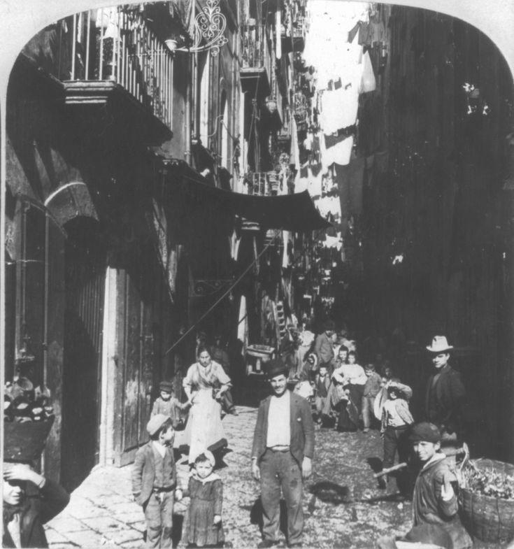 Naples - 1897 to 1910