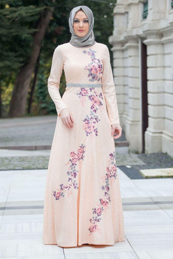 Evening Dress - EVENING DRESS - EVENING DRESS - 4208SMN