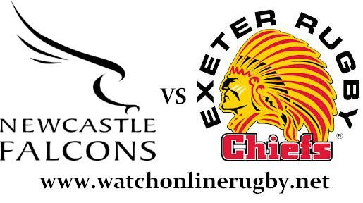 Live Newcastle Falcons Vs Exeter Chiefs Online    Event: Aviva Premiership 2018  Match: Exeter Chiefs vs Newcastle Falcons  Time and Date: 15:00 Sunday 7th January 2018  Venue: Kingston Park, Newcastle