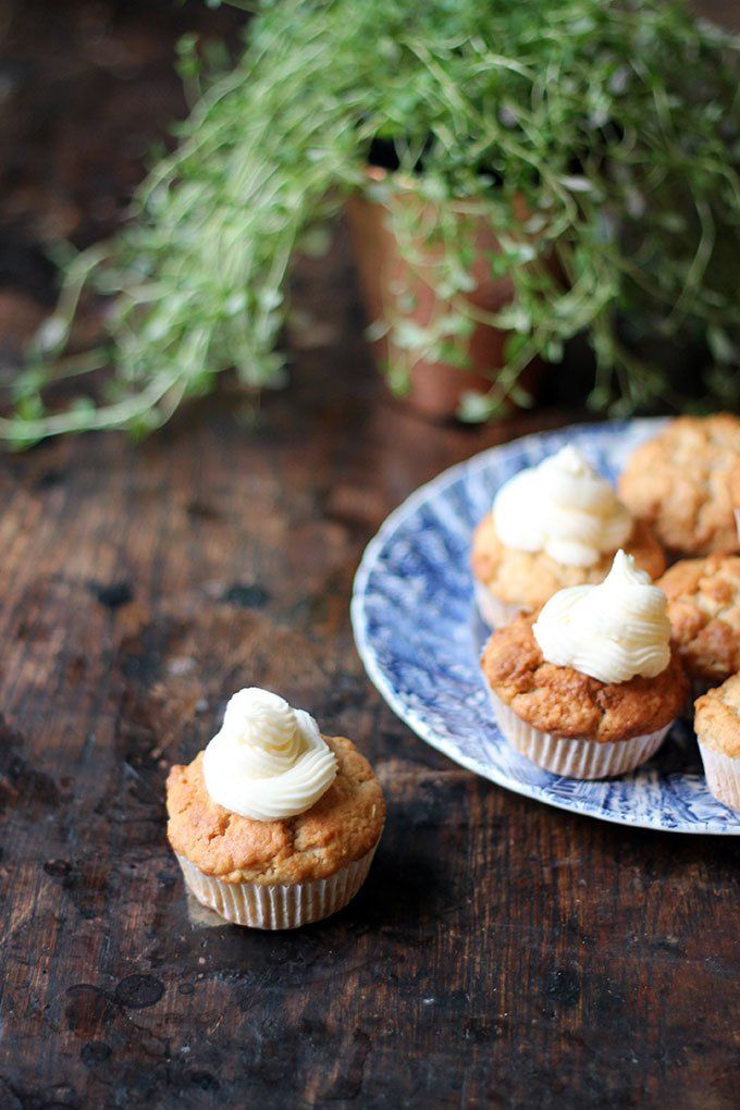 Veggie Desserts Blog These delicately spiced apple parsnip cupcakes ...
