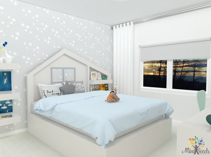 Let's talk about the basics of your child's room environment, and find a balance between a room that is WAY to distracting for proper sleep, and one that is still fun and inviting for your little one. To do this, I've teamed up with Nevine from MiniSeeds.com - an amazing company devoted to creative interiors for kids - to get expert advice on colour, layout, and fun in your child's sleep space!