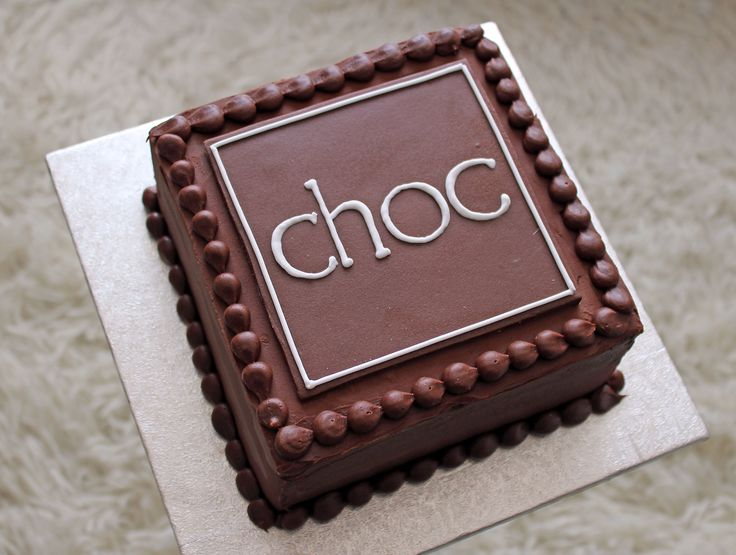 Cakes By Robin Bespoke Chocolate Cake