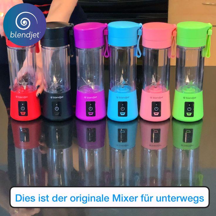 The Portable Blender: German – Lifehacker