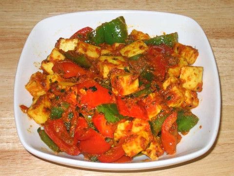 Main, IM32, Vegetable, Kadhai Paneer, Indian