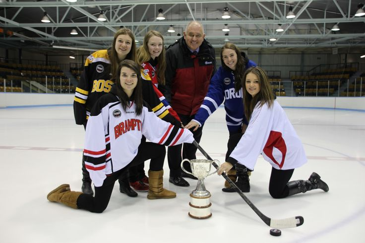 The Clarkson Cup returns to Markham March 18-22 at Centennial Arena