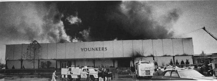 1978 Younkers Merle Hay Mall fire