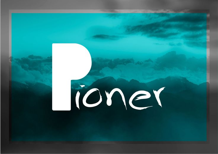 """Check out this @Behance project: """"Pioner"""" https://www.behance.net/gallery/33668800/Pioner"""