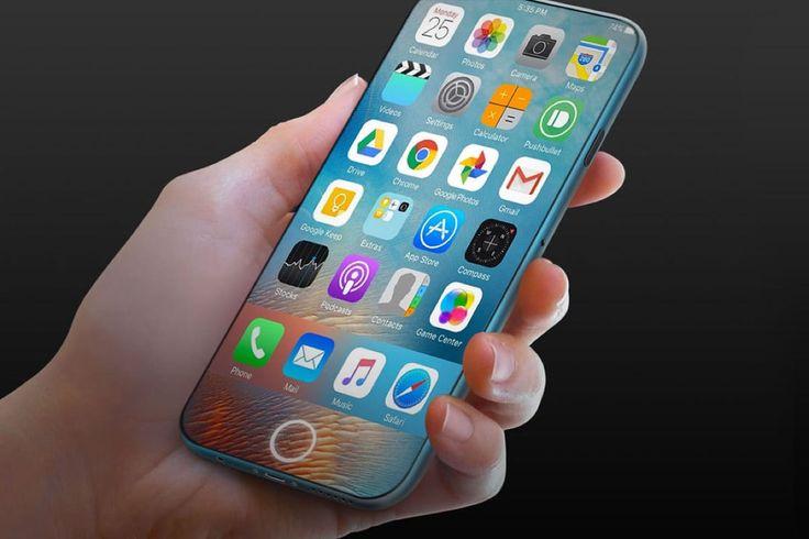 #iphone В Сети впервые продемонстрировали прототип нового iPhone 8. Его дизайн сильно изменится... http://lnk.al/4Kqx