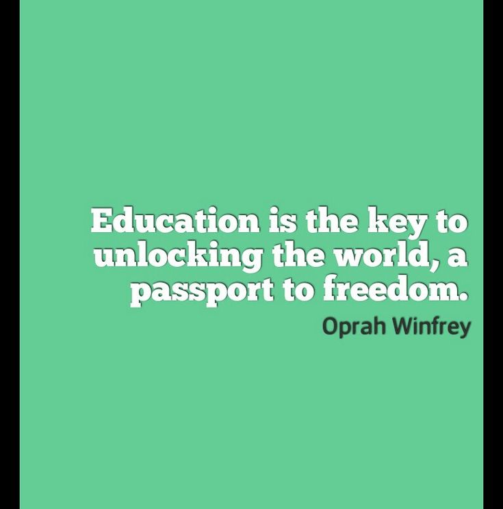 Educational Quotes By Oprah Winfrey. QuotesGram