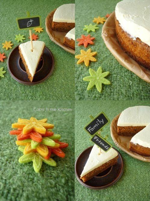 Colors in the Kitchen: Minek nevezzelek? Répatorta vagy muroktorta? :)