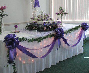 Best 25+ Cake table decorations ideas on Pinterest | Wedding cake ...