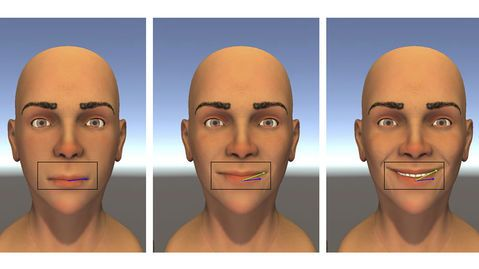This avatar could help you perfect your smile | Science | AAAS