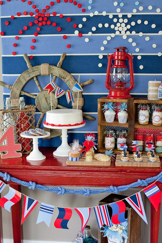 DIY Patriotic Decor, Recipes, and A a Collection of Free printables !