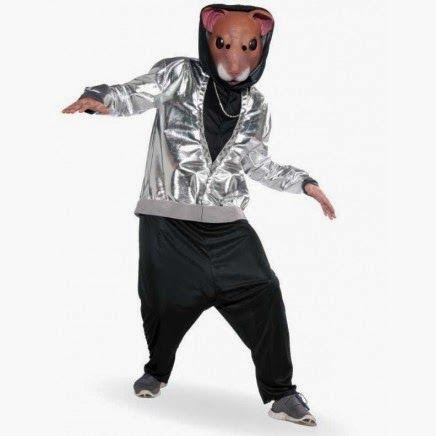 Disfraz Hip Hip Hamster | Disfraces Originales