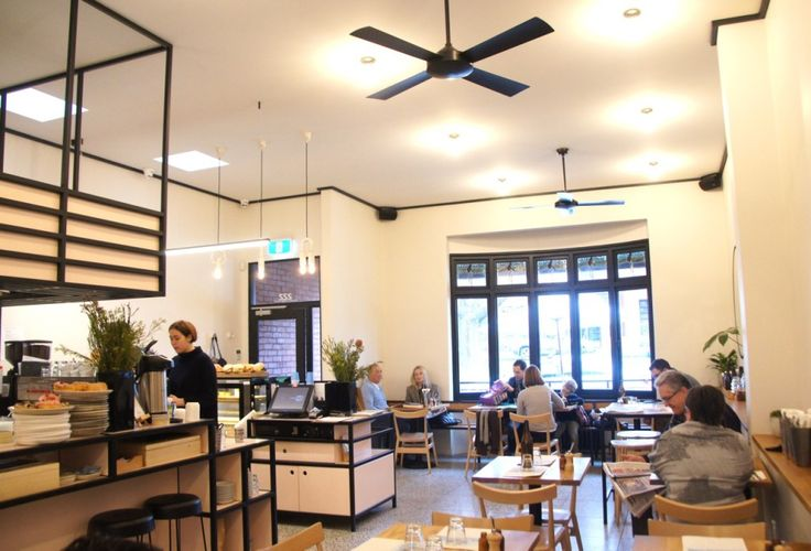Square and Compass cafe East Melbourne - Review