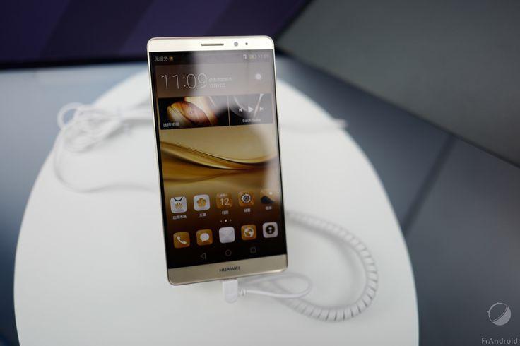 Le Huawei Mate 8 est en précommande en France à 599 euros - http://www.frandroid.com/marques/huawei/333485_le-huawei-mate-8-est-en-precommande-a-599-euros  #Huawei, #Smartphones