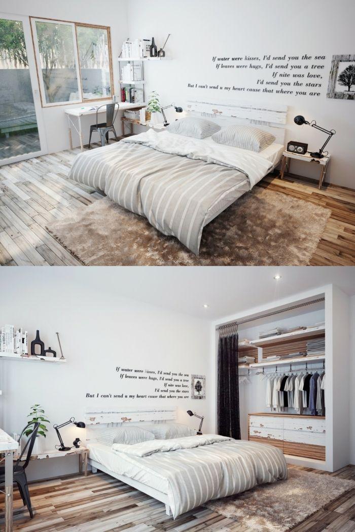 1001 Idees Deco Pour Votre Lit Cocooning Et Chaud Chambre A