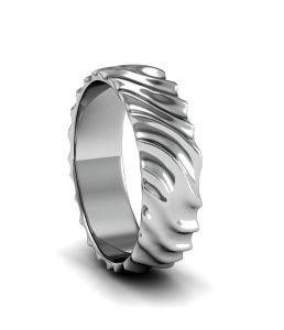 Обручальные серебряные кольца — доступная роскошь