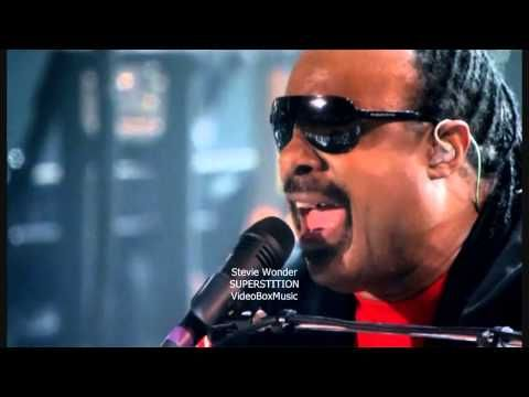 Stevie Wonder Videos - Check out some Stevie Wonder music videos