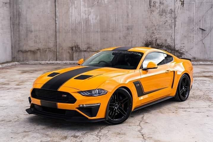 Notice Anything Different About This 2019 Roush Stage 3 Still