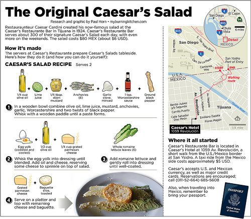 how to make a caesar cocktail recipe