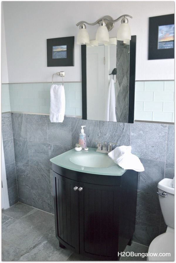 Creative Small Bathroom Remodel