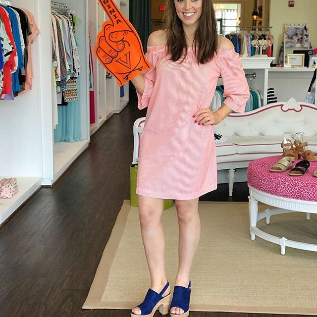 While it's only the first day of June, we are stocking up on our favorite game day outfits to cheer on our UVA Cavaliers this fall!! 🏈🔷🔶 #monkeesofcville #tsg #tsgcvile #shopnow #shoplocal #shopmonkees #shopsatstonefield #shopcharlottesville #cville #charlottesvilleva #uva #gohoos