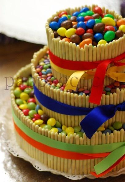 Confetti Cake:)