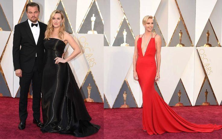 Oscar 2016: i migliori look del red carpet. Quali sono stati i look più belli sfoggiati sul tappeto rosso durante la notte degli Oscar 2016!