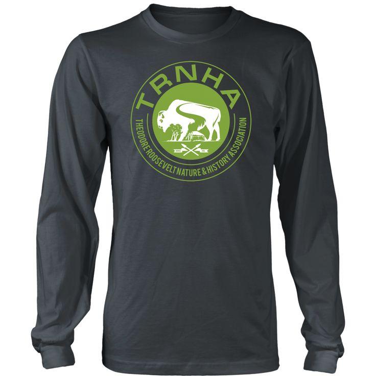 TRNHA Logo Long Sleeve T-shirt - Online Exclusive!