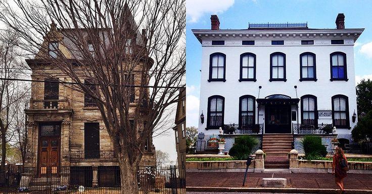 The 21 Creepiest Haunted Houses in America popsugar.com