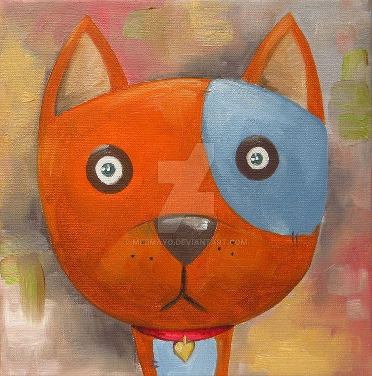 Dog Mikimayo by MikiMayo