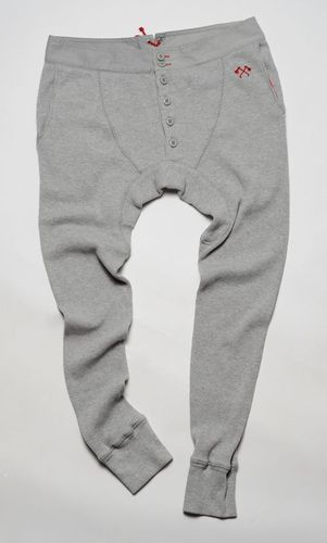1 pair of long johns. also a few pairs of underwear