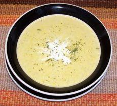 Crème de maïs à la Sukie #recettesduqc #soupe #potage #mais