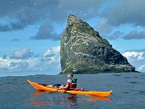 Kayak Scotland Sea kayak trips throughout Scotland