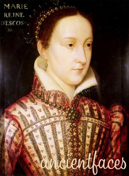 Mary Stuart, Queen of Scots Stuart family photo