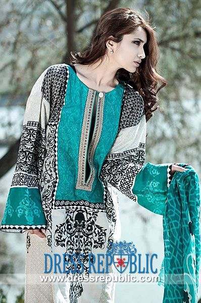 Maria B Lawn Collection 2014