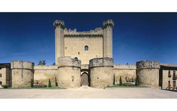 Castillo de Sajazarra La Rioja