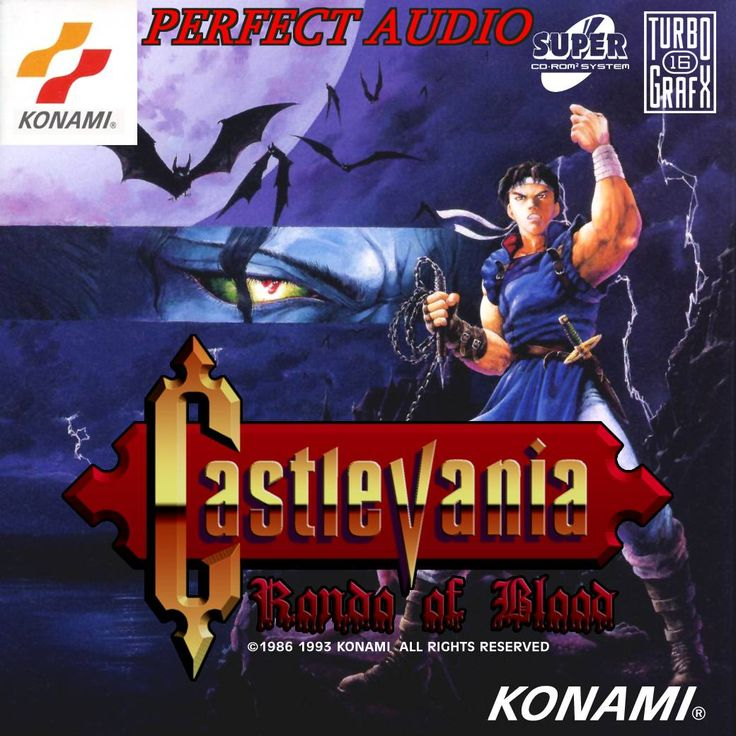 Castlevania: Rondo of Blood for TurboGrafx-16
