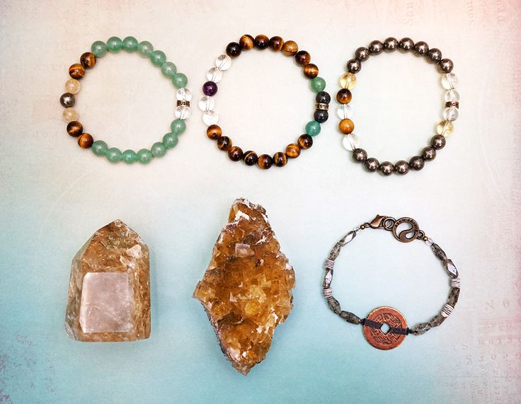 Learn how to become a Money Magnet with crystals and intentional jewelry!
