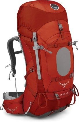 Osprey Ariel 55 Pack - Women's $259.95 at REI Front and top access