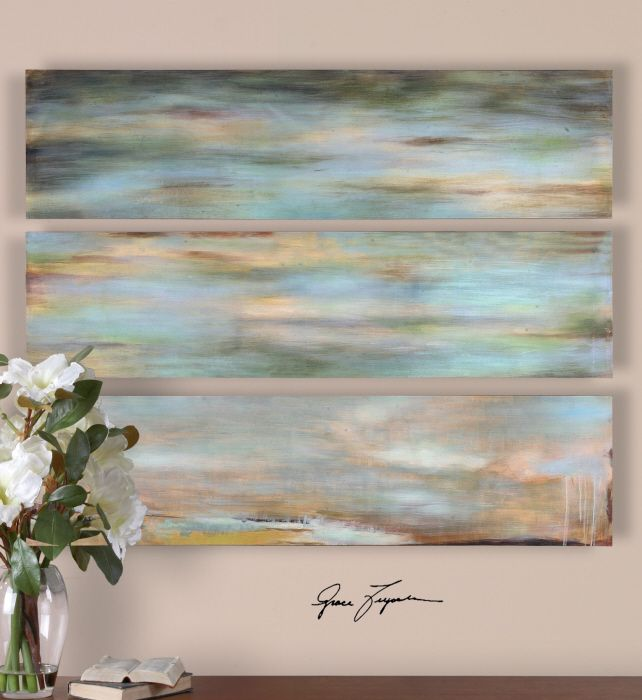 Horizon painting