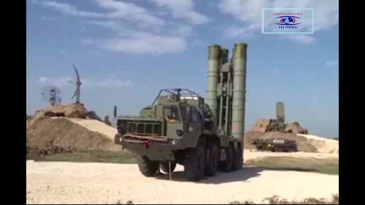 Russia is preparing s400-Turkey and USA uncomfortable about s400