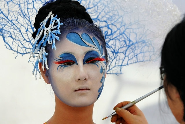 World Body Painting Festival Asia at World Cup Stadium - Extreme Patience