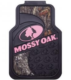 Pink For Her Mossy Oak Rubber Floor Mat