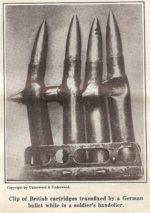bullet in bullets