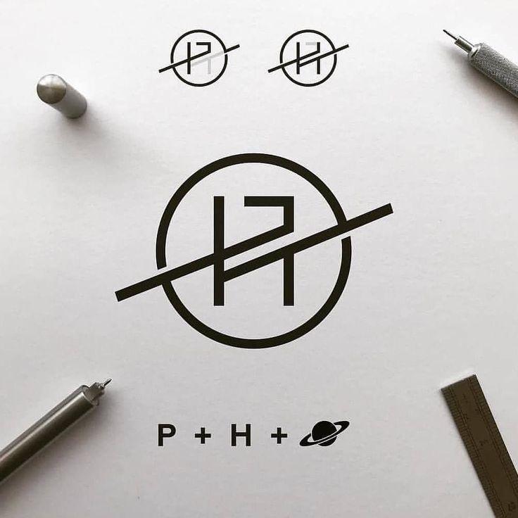 #branding #identity #planet #logo #hash #markPlane…