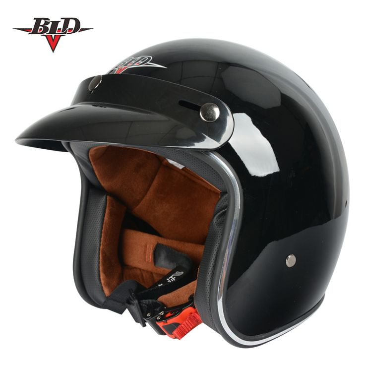 Aliexpress.com: Comprar Casco de la motocicleta 3/4 open face casco Aprobado Por el DOT cafe racer estilo jet casco de Seguridad casco de helmet dot approved fiable proveedores en Motorcycle Center Store